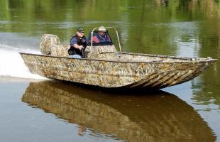 Boats - War Eagle Boats on
