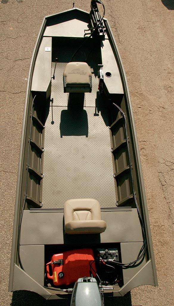 542FS - War Eagle Boats