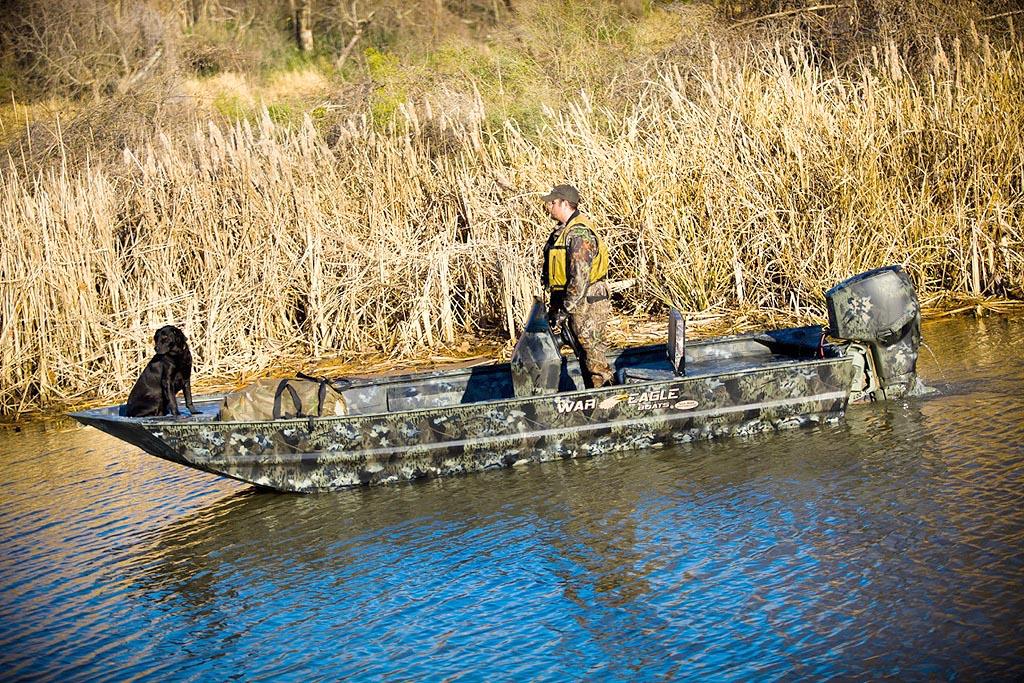 860ldsv War Eagle Boats
