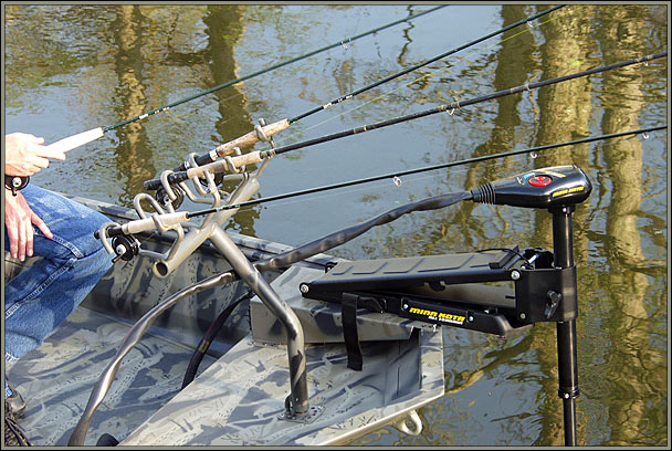Spider Rig Rod Holder